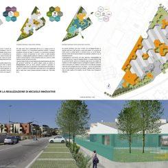 Concorso di idee – Scuole Innovative - nuova scuola materna e primaria a Olbia