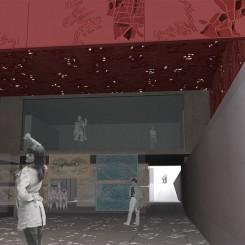 Concorso Arquine 2008, rendering