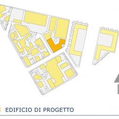 Progetto per edificio residenziale (Grosseto), inquadramento