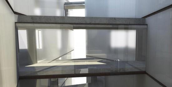 Progetto di edifici ad uso residenziale e terziario (Brescia)