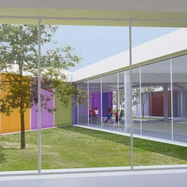 Nuova scuola materna a Cazzago San Martino (BS)